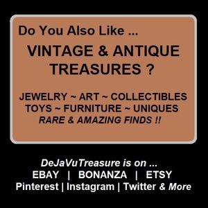 More Treasure Shops ~ Antiques & Vintage ~ VARIETY